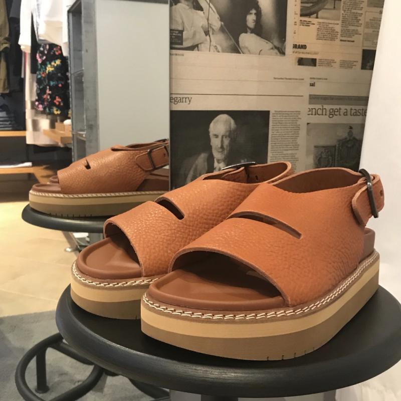 Sandals-last size %